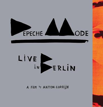 Depeche Mode Live in Berlin Limited Edition