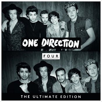 One Direction Four The Ultimate Edition (CD One Direction)