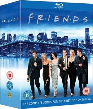 Přátelé Blu-Ray Complete Collection (Blu-ray Friends )