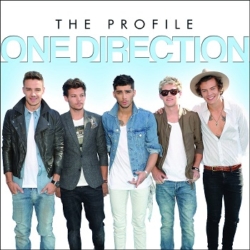 One Direction The Profile (CD a DVD One Direction)