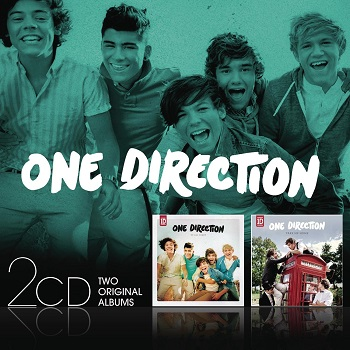 One Direction Up All Night and Take Me Home (CD One Direction)