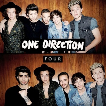 One Direction: Four (CD One Direction Four)