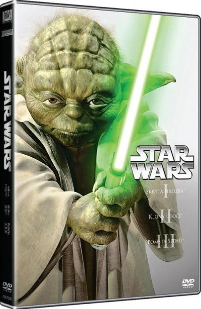 DVD Kolekce Star Wars (Star Wars Trilogie)