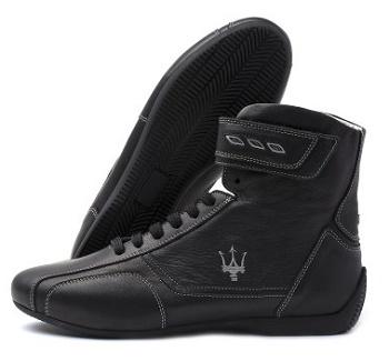 Kotníková obuv Maserati (Maserati boty originální)