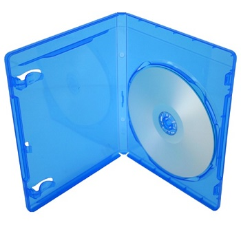 Blu-Ray obal výhodné balení (Krabička na BluRay média 5 ks)