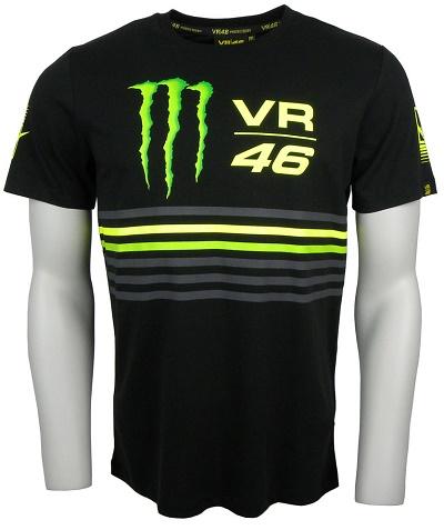 Triko Monster Valentino Rossi (Originální tričko Monster VR46)