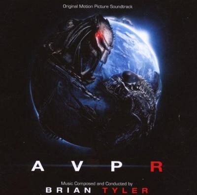 Alien vs Predator Requiem Soundtrack (Oficiální Soundtrack Alien vs Predator)