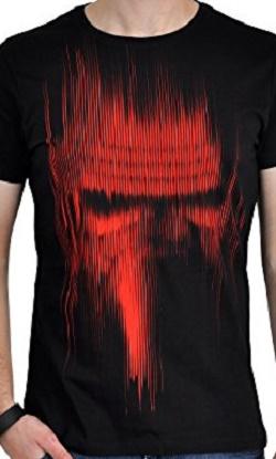 Star Wars tričko Kylo Ren (Originální triko Star Wars)
