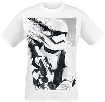 Star Wars tričko Stormtrooper (Originální triko Star Wars)