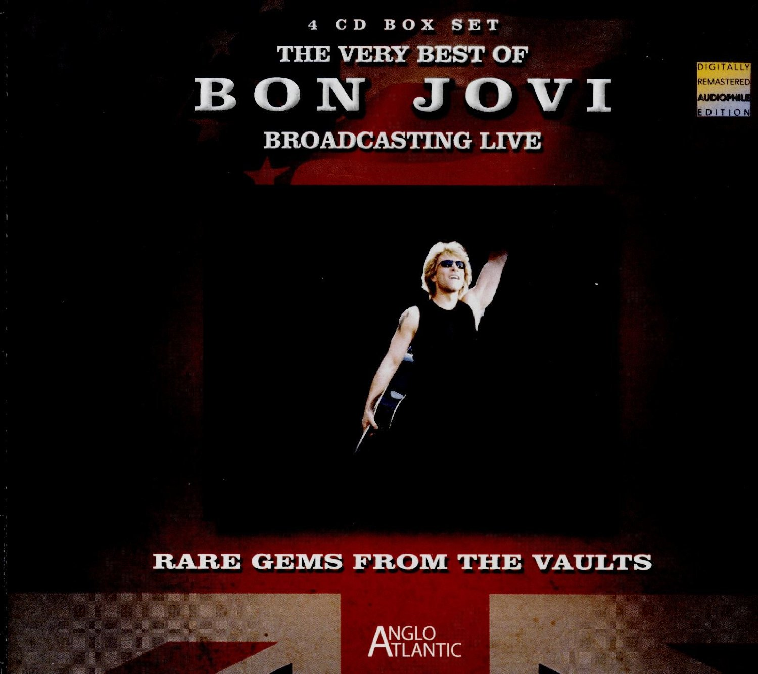 Bon Jovi The Very Best (4 CD Box Set Bon Jovi)