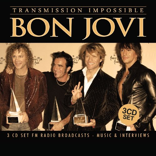 Bon Jovi Transmission Impossible (3 CD Box Set Bon Jovi)