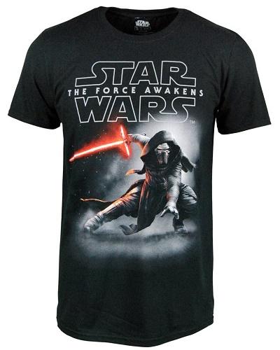Kylo Ren Star Wars triko (Originální tričko Star Wars)