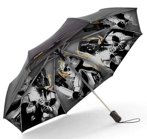 Star Wars deštník (Deštník Star Wars)