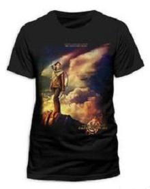 Hunger Games tričko (Originální triko Hunger Games)