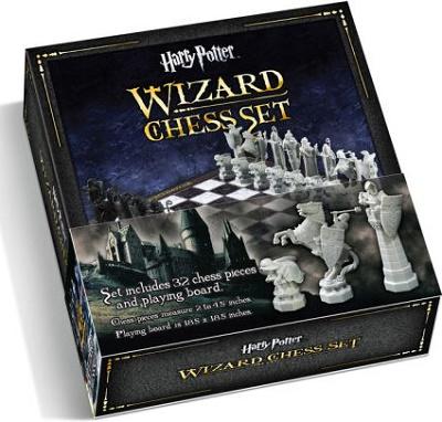 Harry Potter Šachy (Originální Šachy Harry Potter)