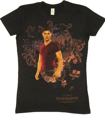 Twilight JACOB tričko (Originální triko STMÍVÁNÍ Jacob)