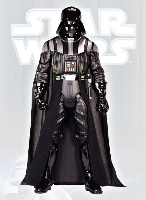 Star Wars Darth Vader Limited (Pohyblivá Star Wars replika)