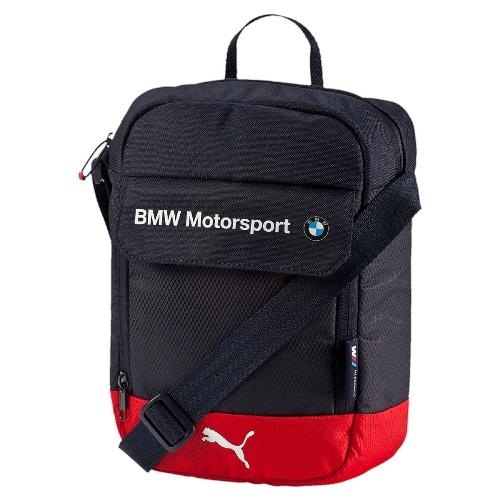 BMW taška přes rameno (Puma brašna přes rameno značky BMW Motorsport)