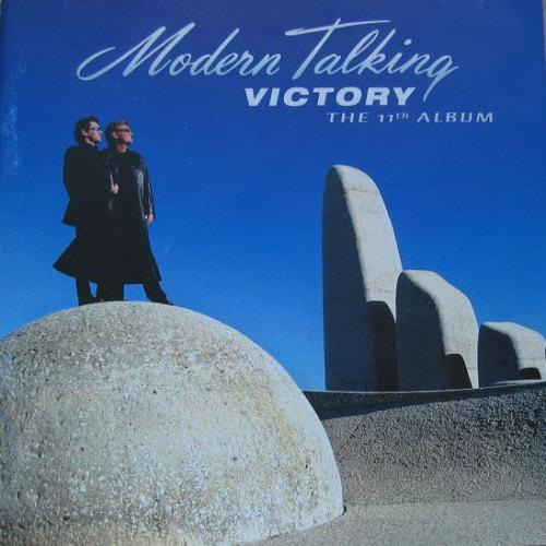 Modern Talking ‎Victory The 11th Album (Victory The 11th Album Modern Talking)