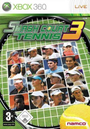 Smash Court Tennis 3 XBOX 360 (Xbox 360 hra Smash Court Tennis 3)