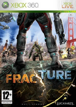 Fracture XBOX 360 (Xbox 360 hra Fracture)