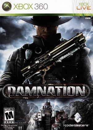 Damnation XBOX 360 (Xbox 360 hra Damnation)