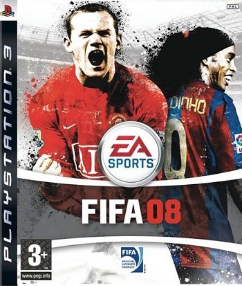 Fifa Playstation 3 (PlayStation 3 hra Fifa 2008)