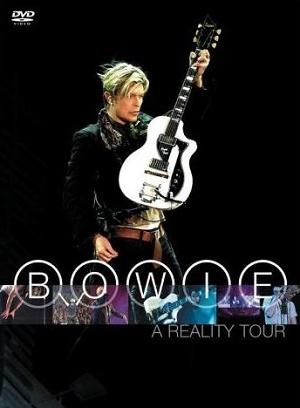 David Bowie DVD (DVD Bowie A Reality Tour)