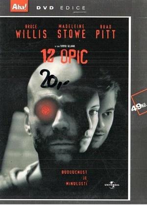 12 Opic (Originální DVD 12 Opic)