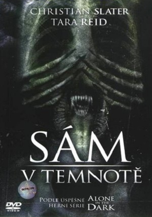 Sám v temnotě (Originální DVD Alone in The Dark)