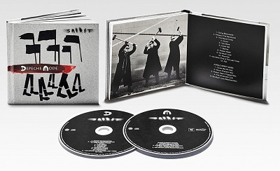 Depeche Mode Spirit DELUXE EDITION (Spirit Deluxe Edition)