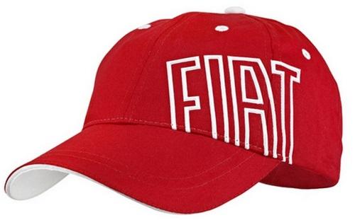 Fiat originální čepice (Baseballová čepice s kšiltem Fiat)