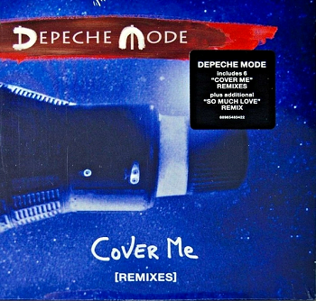 Depeche Mode: Cover Me Vinyl