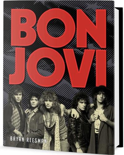 Kniha Bon Jovi (Bonjovi kniha)