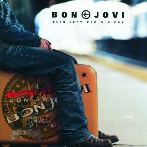 Bon Jovi This Left Feels Right (CD album Bon Jovi)