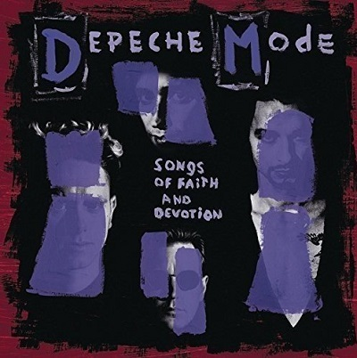 Depeche Mode Songs of Faith and Devotion (LP vinyl)