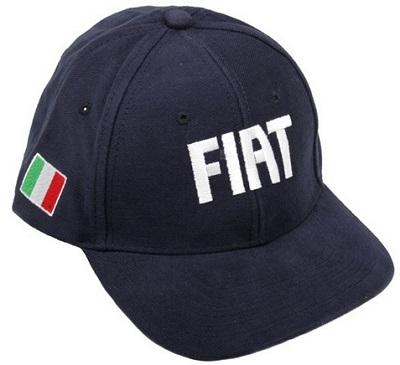 Čepice FIAT (Baseballová čepice s kšiltem Fiat)