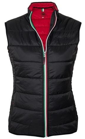 Alfa Romeo dámská vesta (Luxusní dámská vesta Alfa Romeo)