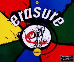 Erasure The Circus Special Edition (Erasure)