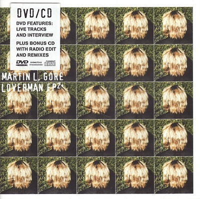 Martin Gore Loverman DVD Limited Edition