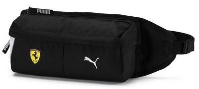 Ledvinka Ferrari černá (Puma Ferrari taška kolem pasu)
