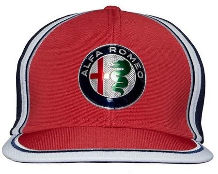 Čepice Alfa Romeo Racing (Originální čepice Alfa Romeo)