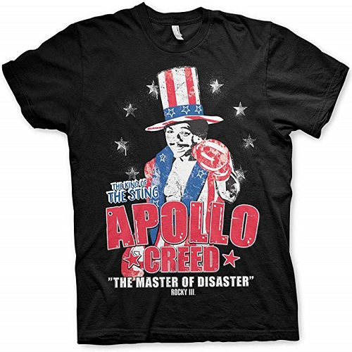 Triko Apollo Creed