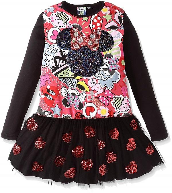 Šaty Desigual Minnie Mouse (Desigual Šatičky DOPRAVA ZDARMA)