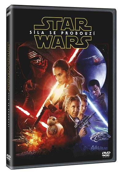 Star Wars: Síla se Probouzí (Poštovné ZDARMA)
