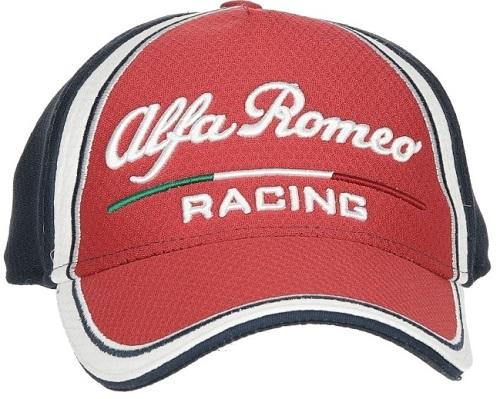 Alfa Romeo Racing kšiltovka (Originální čepice Alfa Romeo)