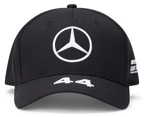 Mercedes AMG čepice (Čepice s kšiltem F1 Mercedes)