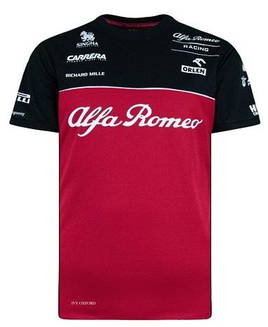 Alfa Romeo Racing Triko (Tričko Alfa Romeo)