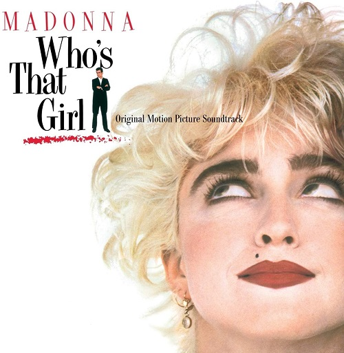 Madonna Who's That Girl (LP vinyl)