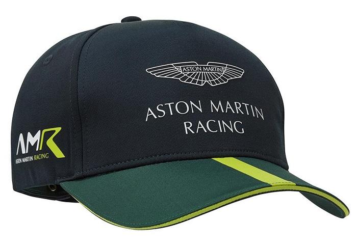 Aston Martin čepice (Originální kšiltovka Aston Martin)